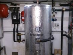 Hranice - montáž tepelného čerpadla MITSUBISHI ZUBADAN 12 kW